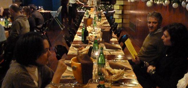 Cena di Natale 2010