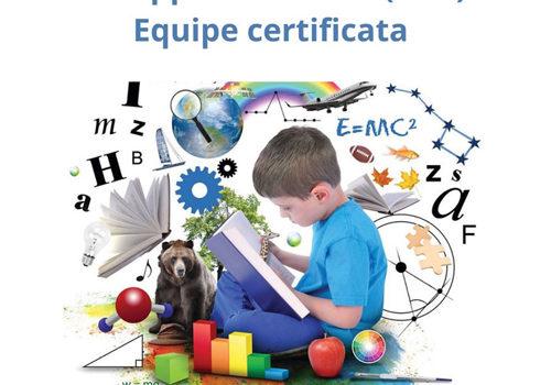 Disturbi Specifici dell'Apprendimento (DSA): Equipe certificata